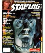 STARLOG MAGAZINE #082 MAY 1984 VF RARE - $7.95