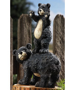 Cub And Mother Bear Peeping Bears - $19.95