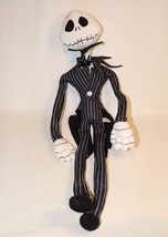 "Disney Nightmare Before Christmas Jack Skellington Poseable 24"" Plush Doll - $18.99"