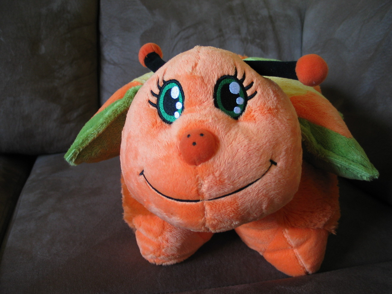 My Pillow Pet Orange Butterfly (Large)