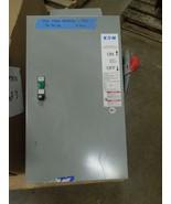 Eaton ES2T1R1GF3NB 60A 3p 480V Fusible Elevator Control Switch Type 1 En... - $1,250.00