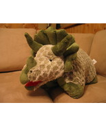 "My Pillow Pets Green Triceratops (Large) 18"" - $21.00"