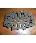 Iron Soap Dish - $5.00