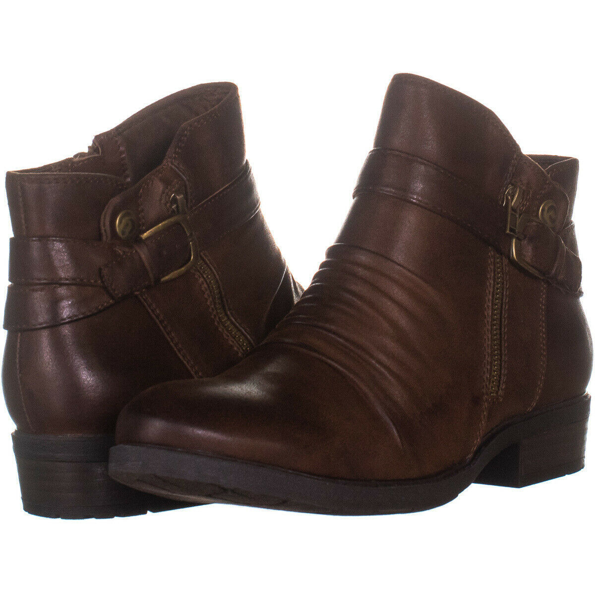 Primary image for BareTraps Yasmyn Ankle Boots, Brush Brown 531, Brush Brown, 8 US