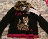 Cat leopard collar sweater  640x409  thumb155 crop