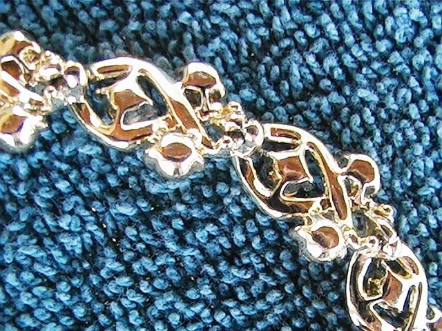 "Vintage 18"" Coro Necklace with purple stones"