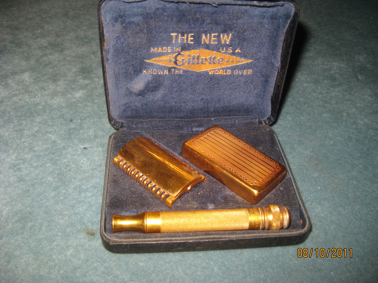 New gillette 001