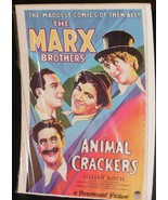 The Marx Brothers Movie Poster - $65.00
