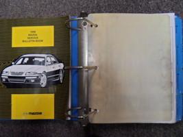 1998 Mazda Service Bulletins Repair Shop Manual Set Factory Feo Books 98 - $20.75