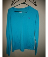Womens under armour turquoise xl thumbtall
