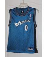Washington Wizards Gilbert Arenas  Jersey Size Youth Medium - $14.25