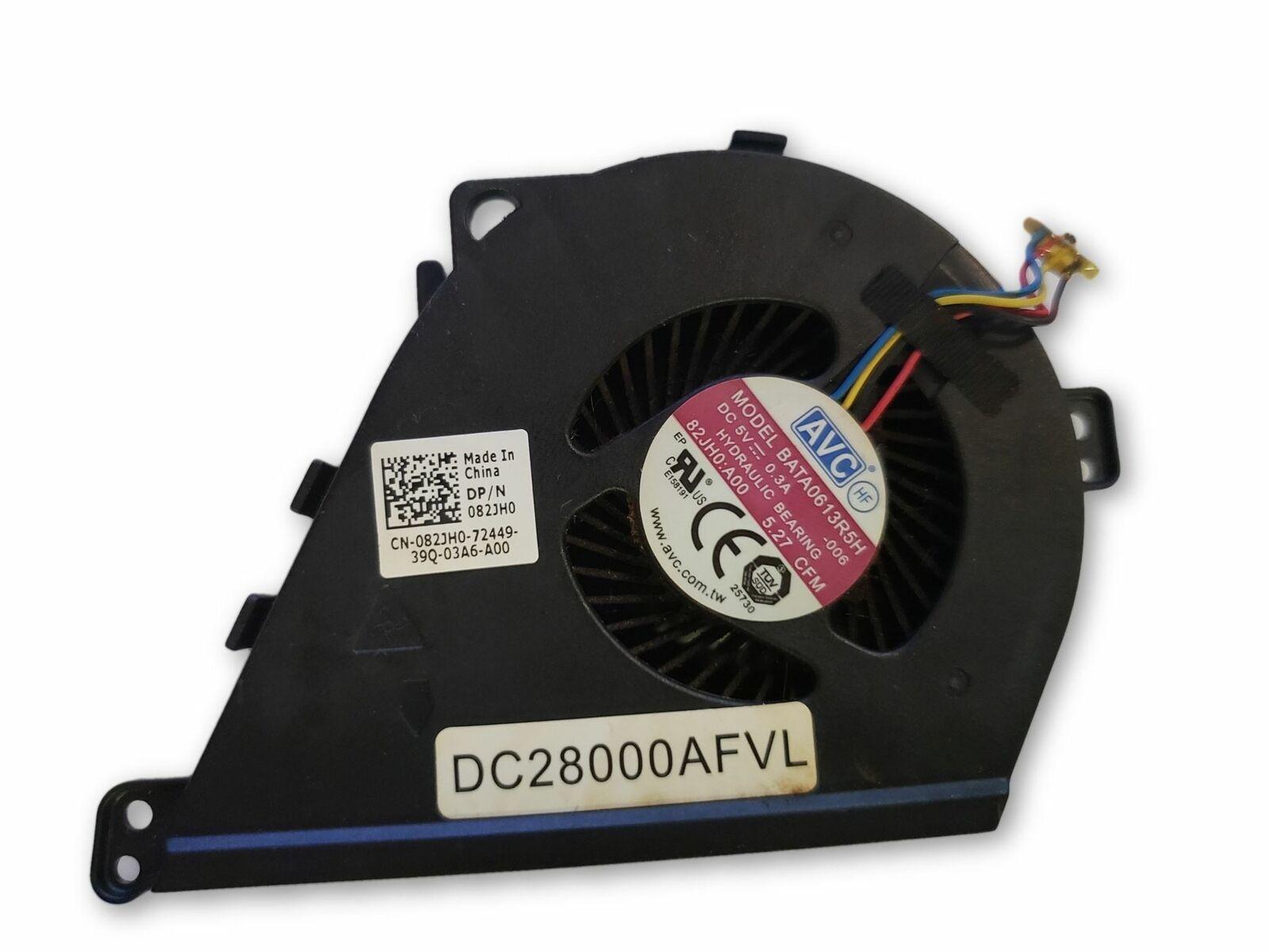 Genuine Dell Latitude E5430 CPU Cooling Fan 82JH0 - $6.92
