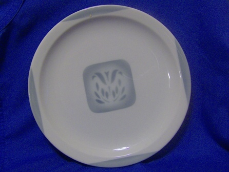 Syracuse China Cadet PLATE Restaurant Ware Blue White