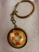 Knights Templar Christian Cross Key Chain image 2