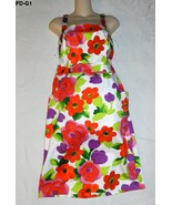 DANNY & NICOLE Floral Print Dress with Sweater ... - $12.99