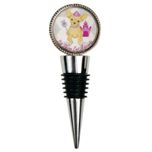 Chihuahua Wine Bottle Stopper - $14.95