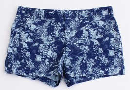Calvin Klein Jeans Blue Floral Casual Shorts Women's NWT - $44.99