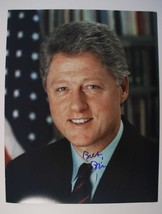 President Bill Clinton Signed Autographed Glossy 11x14 Photo - $199.99