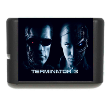 Terminator III 16 bit MD Game Card For Sega Mega Drive - $25.99
