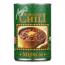 Amy's - Organic Medium Chili - Case Of 12 - 14.7 Oz - $68.96