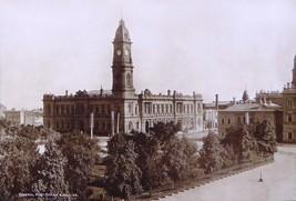 General Post Office, Adelaide - (Original 1920's Print) -  Framed  Print... - $59.00