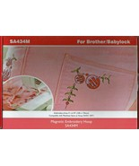 New Magnetic Embroidery Hoop or Brother/Babylock SA434M - $50.00