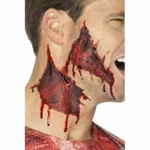 Ripped Skin Transfers Make Up FX Halloween Horror Fancy Dress Accessory - $16.93