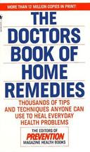 The Doctors Book of Home Remedies, paperback, Like New - $2.50