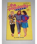 The Popularity Secret Savage, Cindy - $30.88