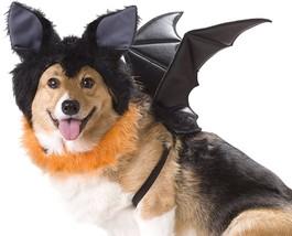 Batman Pet Dog Costume Animal Planet Foam Wings Headpiece Ear Small Hall... - $16.99