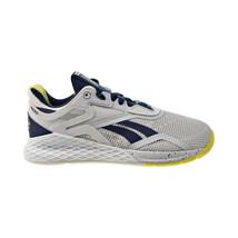 Reebok Nano X Women's Training Shoes True Grey-Vector Navy-Chartreuse FV... - $101.40