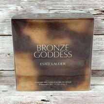 Estee Lauder Bronze Goddess Powder Bronzer 01 light .74 Oz 21 Gr Sealed NIB - $34.60