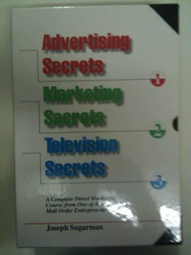 Complete Direct Marketing Course: Advertising Secrets; Marketing Secrets; Televi