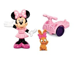 Fisher-Price Disney Minnie, Pet Vehicle - $38.95