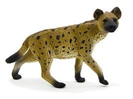 MOJO Hyena Realistic International Wildlife Hand Painted Toy Figurine - $11.25