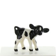 Hagen Renaker Farm Cow Holstein Baby Calf Ceramic Figurine