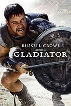 Gladiator Poster Ridley Scott Russell Crowe Joaquin Phoenix 2000 Movie A... - $13.05 CAD+