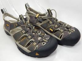 Keen Newport H2 Size US 11.5 M (D) EU 45 Men's Sport Sandals Shoes Raven 1008399
