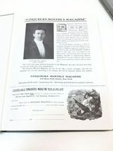 Harry Houdini Conjurers' Monthly Magazine Lim Ed Boxed Set Vol 1 and 2 Hardcover image 4