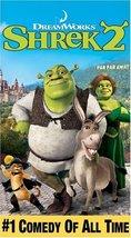 Shrek 2 [VHS] [VHS Tape]