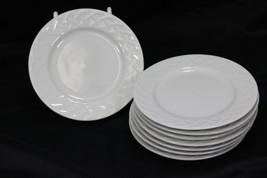 "Oneida Picnic Bread Dessert Plates 6"" Set of 8 - $38.21"