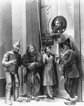 Ray Bolger, Judy Garland, Jack Haley and Bert Lahr in The Wizard of Oz 1... - $69.99