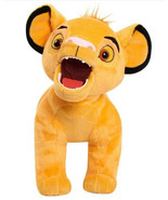 "The Lion King Talk And Roar Roaring Simba 12"" Tall Plush  - $9.90"