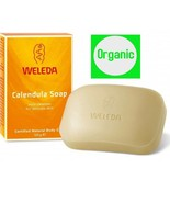 Weleda Calendula Soap 100g Organic Made In Germany  - $8.67