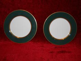 Fitz & Floyd RENAISSANCE set of 2 salad plates - $19.75