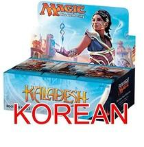 MTG Magic the Gathering KLD Kaladesh Factory Sealed Booster Box KOREAN L... - $191.45