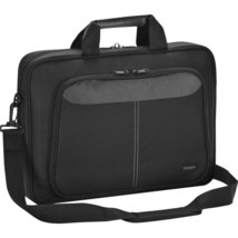 Targus Intellect TBT260 Carrying Case (Messenger) for 14 Notebook - Black - Nylo - $48.02