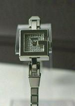 Gucci Bangle Watch G Mini 102 SS Band Bracelet Bangle (Ret $1795) w/Boxes - $829.34