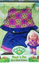 Cabbage Patch Kids Kid Outfit Floral 'n Fun Fashion mix & match Mattel 1999 MIP  - $11.59