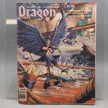 Vintage TSR The Dragon Rivista #90 D&d Ad&d Ottobre 1984 - $34.16
